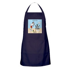 Baptism by Fire Apron (dark)