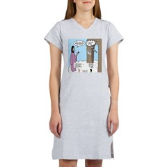 The End of the World Women's Nightshirt