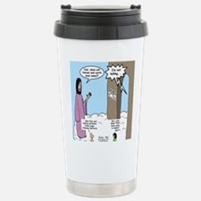 The End of the World Stainless Steel Travel Mug