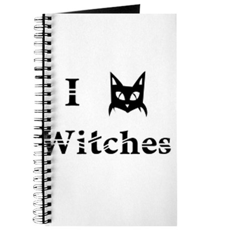 I Cat Witches Journal