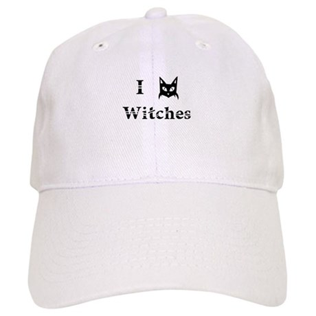 I Cat Witches Cap