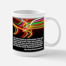 Authenticity Mug