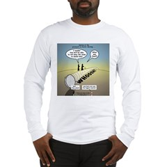Easter Morning Rolling Stone Long Sleeve T-Shirt