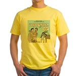 Parade Preparation Yellow T-Shirt