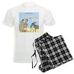 Parade Preparation Men's Light Pajamas