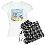 Parade Preparation Women's Light Pajamas