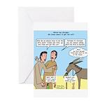 Parade Preparation Greeting Cards (Pk of 20)