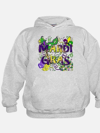 MARDI GRAS Hoodie
