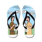 Sons of Thunder Flip Flops