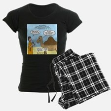 Camel Conundrum pajamas