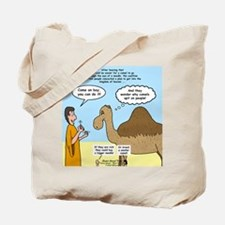 Camel Conundrum Tote Bag