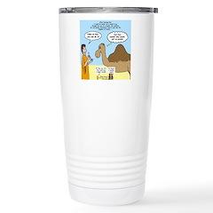 Camel Conundrum Travel Mug