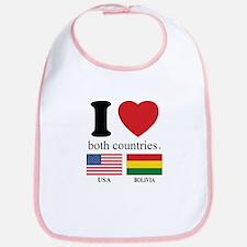USA-BOLIVIA Bib