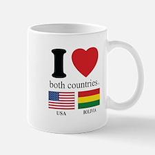 USA-BOLIVIA Mug