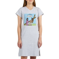 Cross-Carrying Confusion Women's Nightshirt