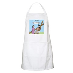 Cross-Carrying Confusion Apron
