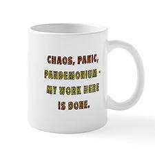 Chaos Panic Mug