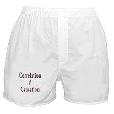 Causation Boxer Shorts