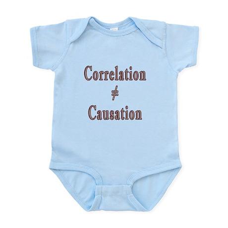 Causation Infant Bodysuit