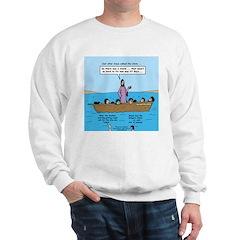 Seasick Anyone? Sweatshirt