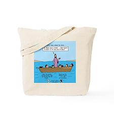 Seasick Anyone? Tote Bag