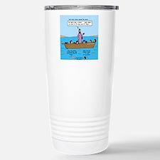 Seasick Anyone? Stainless Steel Travel Mug