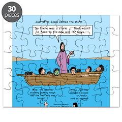 Seasick Anyone? Puzzle