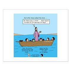 Seasick Anyone? Posters