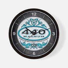 440 MAGNUM Wall Clock
