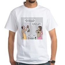 New and Improved Wineskins Shirt