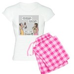 New and Improved Wineskins Women's Light Pajamas