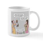 New and Improved Wineskins Mug