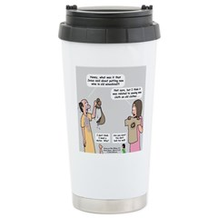 New and Improved Wineskins Travel Mug