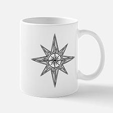 Tribal Compass Rose Mug