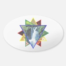Water Element Star Decal