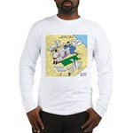 Rooftop Rescue Long Sleeve T-Shirt