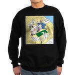 Rooftop Rescue Sweatshirt (dark)