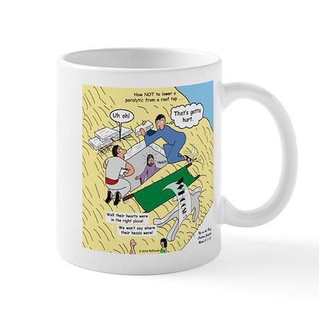 Rooftop Rescue Mug