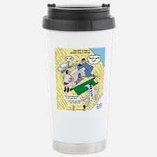 Rooftop Rescue Stainless Steel Travel Mug