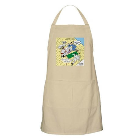 Rooftop Rescue Apron