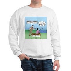 Fishing with Jesus Sweatshirt