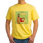 Good News Yellow T-Shirt