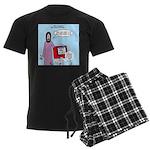 Good News Men's Dark Pajamas