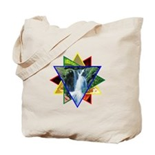 Water Element Star Tote Bag
