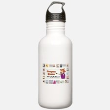 COUPON QUEEN Water Bottle