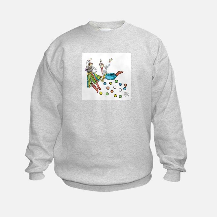 polka dots Sweatshirt