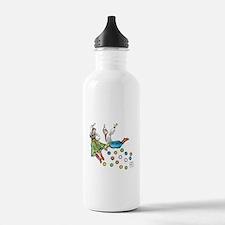 polka dots Water Bottle