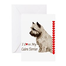 Love My Cairn Greeting Cards (Pk of 20)