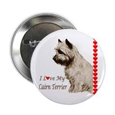 "Love My Cairn 2.25"" Button"