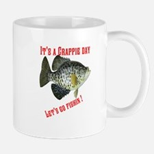 Crappie Day Mug